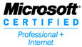 Microsoft Certified Profesional - Internet